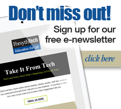 Don't miss out!  Sign up for the free e-newsletter, click here