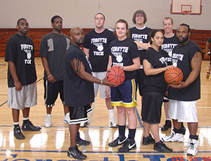 Intramural Basketball Team