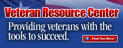 Veteran Resource Center: Providing Veterans with the tools to succeed