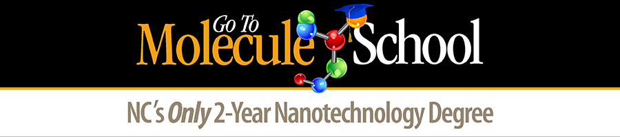 Go to molecule school. The only 2 year nanotechnology degree