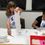 students in the Summer Enrichment program