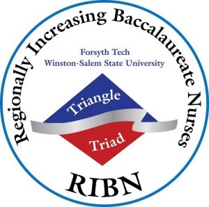 Regionally Increasing Baccalaureate Nurses logo
