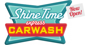 Shine Time Express Carwash - Now Open!