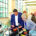 The Governor's Science – And Life – Lessons
