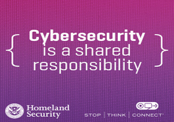 Cyber security is a shared responsiibility