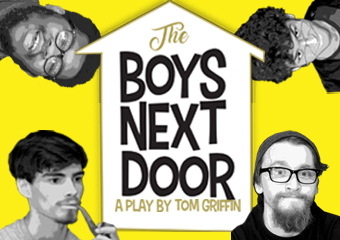 The Boys Next Door by Tom Griffin