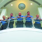 """""""Magnificent 7"""" Join The Thin Blue Line"""