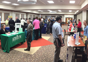 a forsyth tech job fair