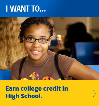 I want to earn credits in High School