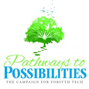 Pathways to Possibilities - the campaign for Forsyth Tech