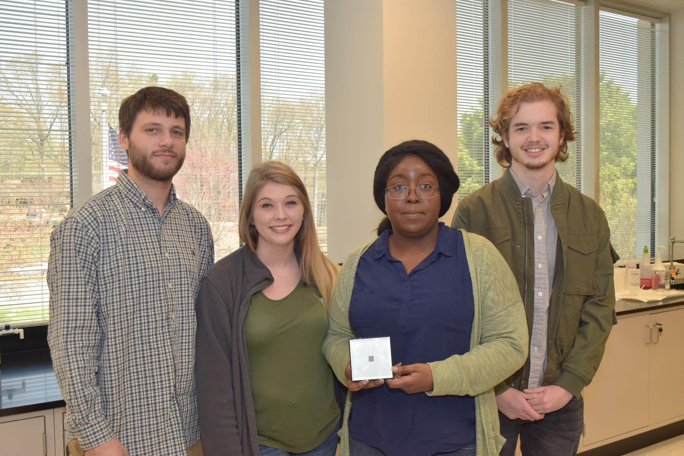 Forsyth Technical Community College Nanotechnology Students Selected As Finalists In National Science Foundation Innovation Challenge Forsyth Tech