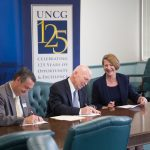 New UNCG Co-Admission Program: Fosters Student Success