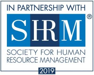 SHRM Partnership 2019 Logo
