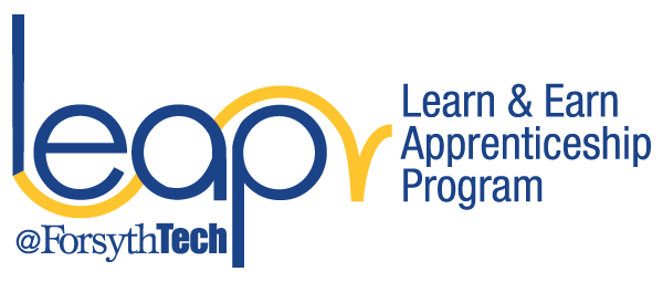 Leap: Learn and Earn Program at Forsyth Tech