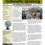 Technically Speaking cover