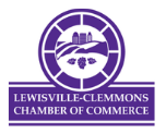 Lewisville Clemmons Chamber of Commerce Logo