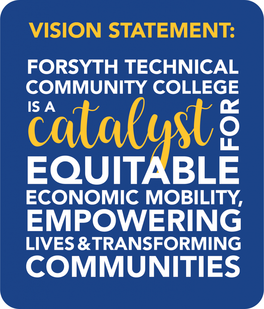 Forsyth Tech Vision Statement