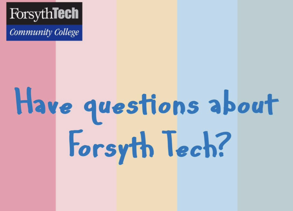 Have questions about forsyth tech