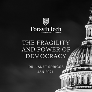 The Fragility and the Power of our Democracy