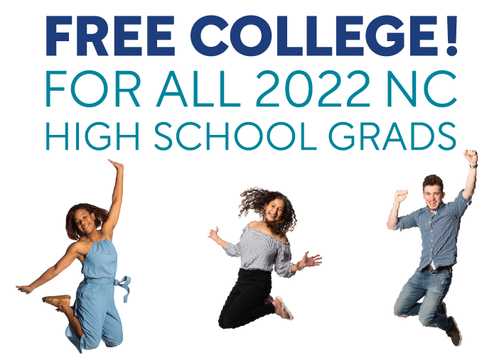 Free College! For All 2021 NC